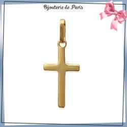 Croix plaqué or