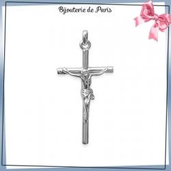 Crucifix argent