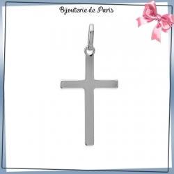Croix argent