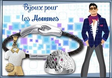 Bijoux pour les Hommes